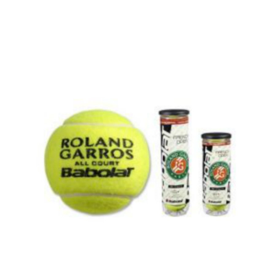 Мячи теннисные Babolat French Open All Court (3)