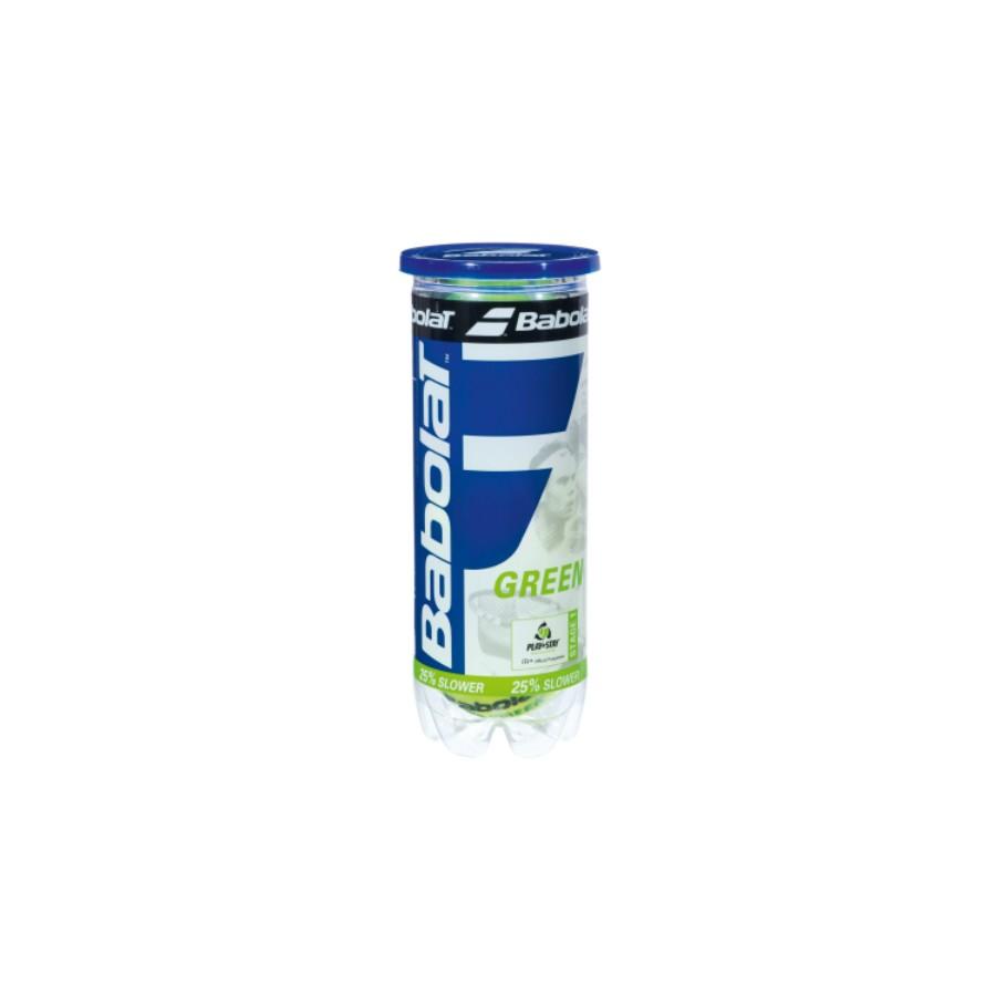 Мячи теннисные Babolat Green (3)