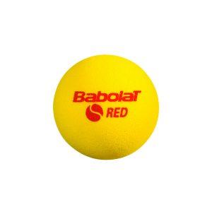 Мячи теннисные Babolat Red Foam поролоновые (3)