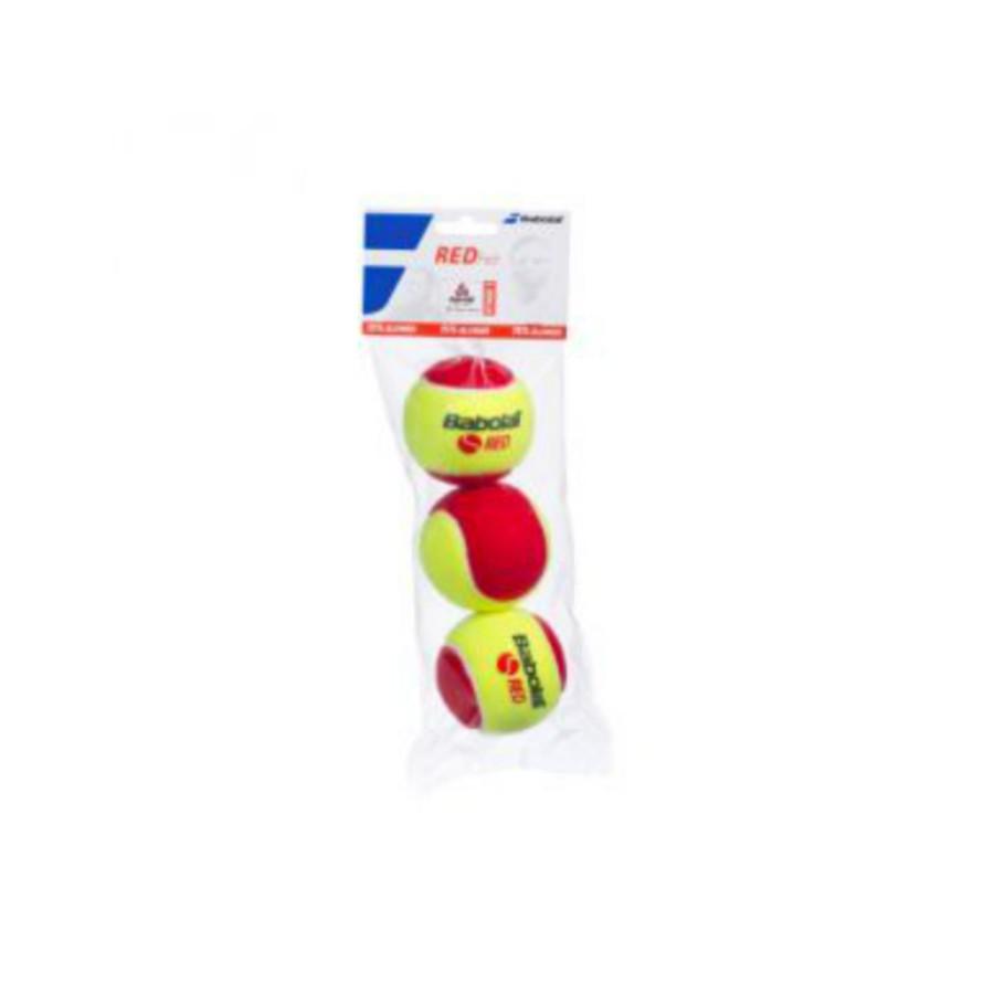 Мячи теннисные Babolat Red Felt (3)