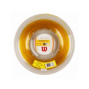 Струна теннисная Wilson Poly Gold (200)