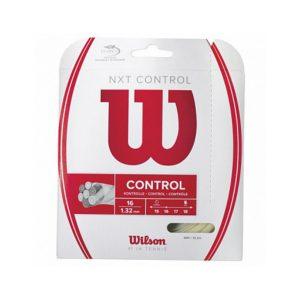 Струна теннисная Wilson NXT Control