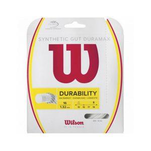 Струна теннисная Wilson Syn Gut Duramax (12)