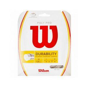 Струна теннисная Wilson Poly Pro (12)