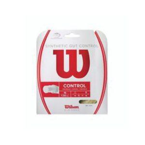 Струна теннисная Wilson Syn Gut Control (12)