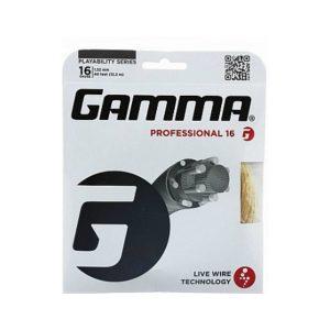 Струна теннисная Gamma Live Wire Professional
