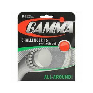 Струна теннисная Gamma Challenger Syn Gut