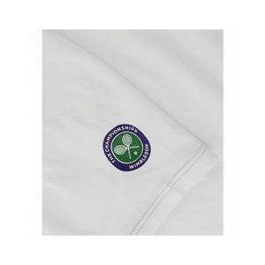 Футболка Babolat Girl Flag Wimbledon