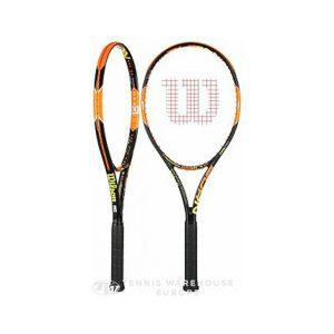 Ракетка теннисная Wilson BLX Burn 100 ULS