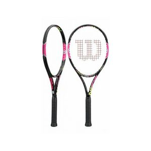 Ракетка теннисная Wilson BLX Burn 100 LS pink
