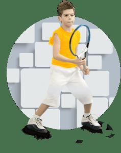 Школа тенниса для детей